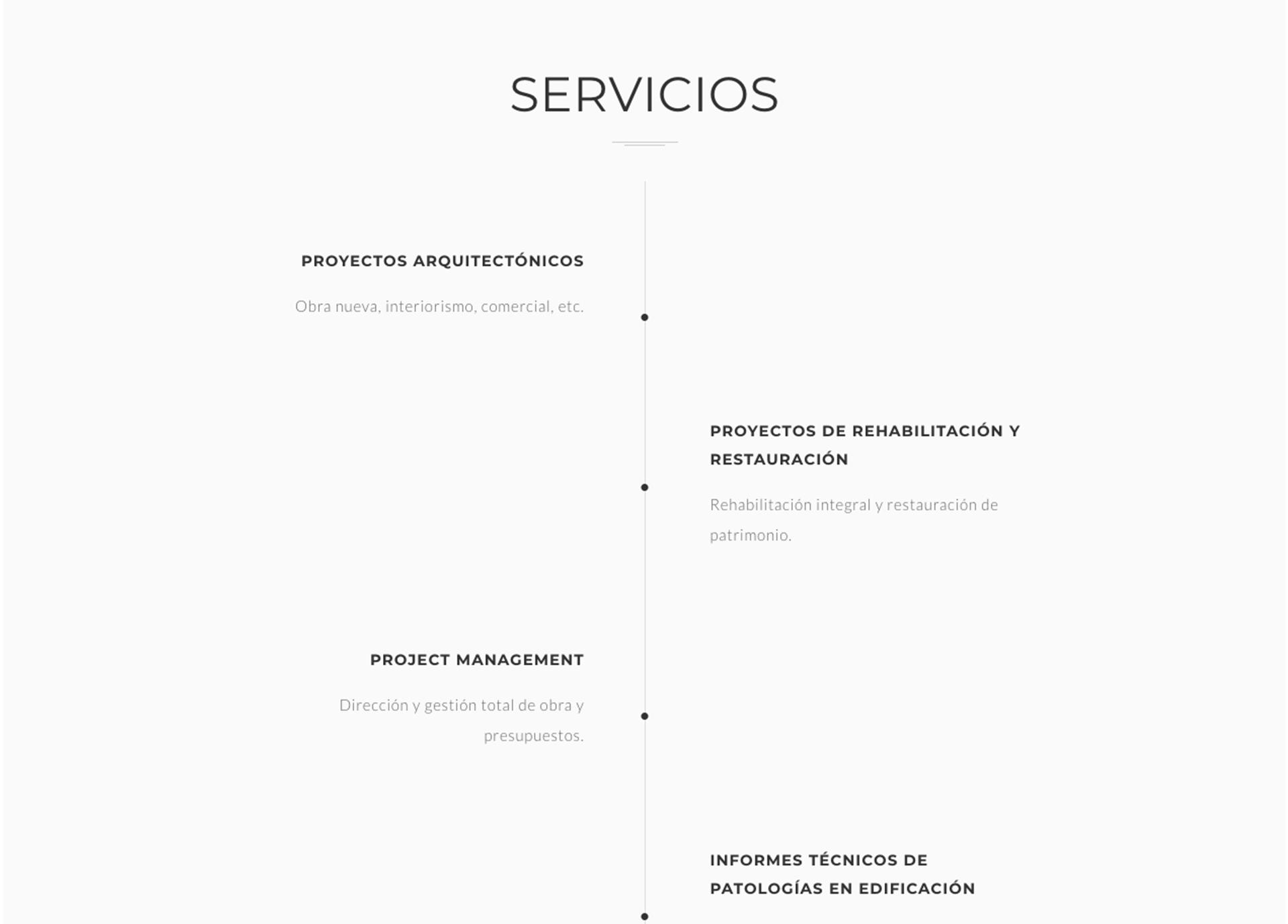 H Arquitectos Web