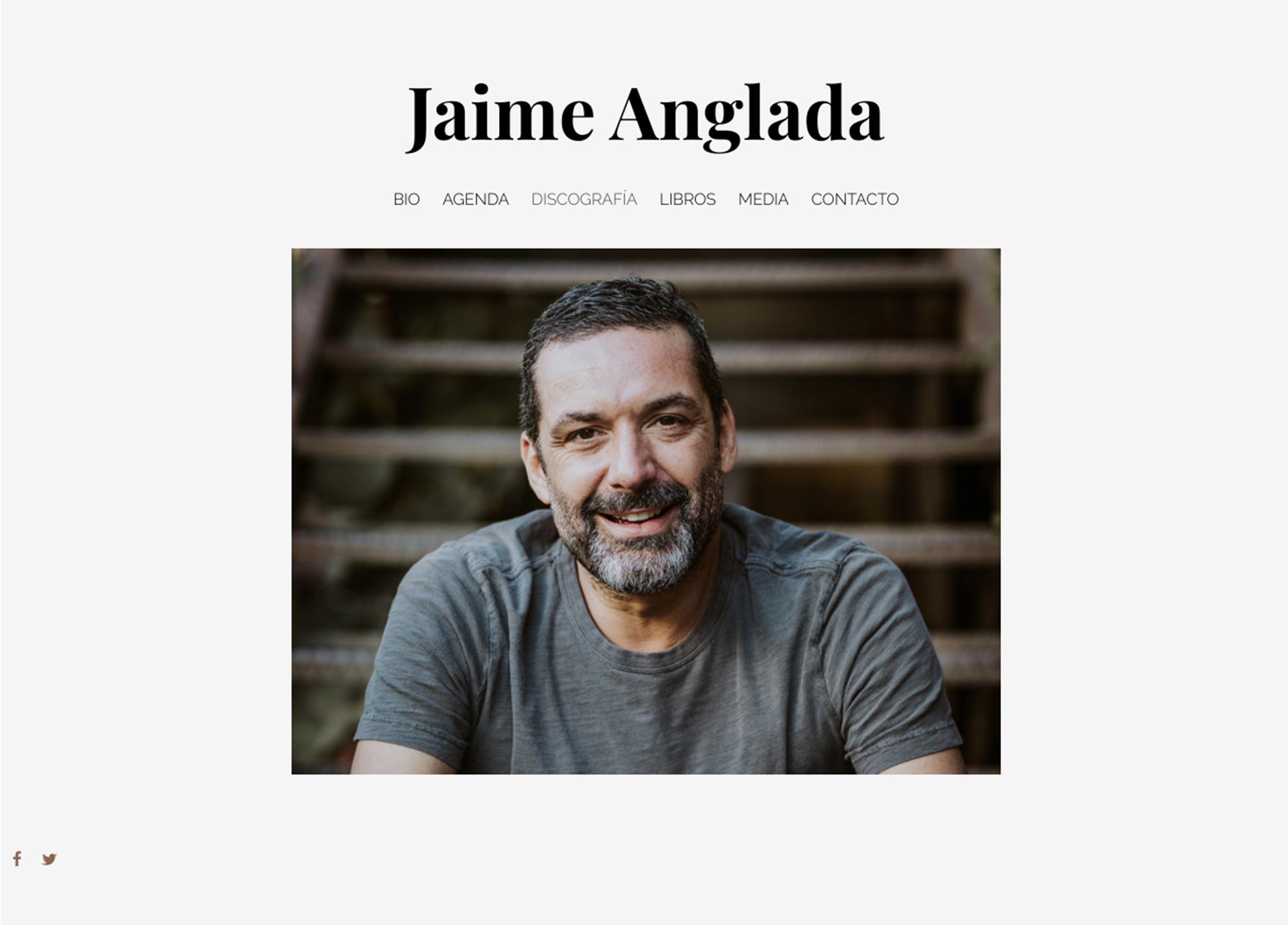 Jaime Anglada Web