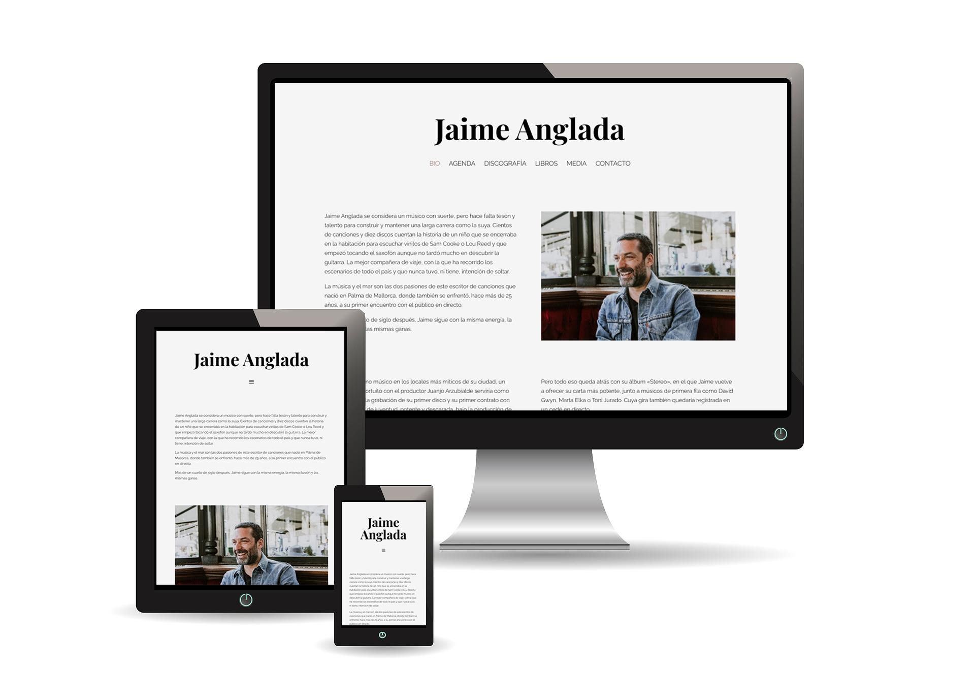 Portfolio Jaime Anglada